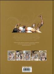 Druuna T.2 ; Druuna - 4ème de couverture - Format classique
