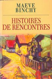 Histoires De Rencontres - Intérieur - Format classique