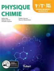 Physique chimie - Couverture - Format classique
