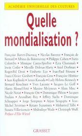 Quelle mondialisation ? - Intérieur - Format classique