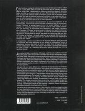 Peter sellars - 4ème de couverture - Format classique