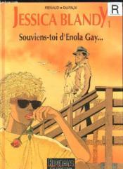 Jessica Blandy T.1; Souviens-Toi D'Enola Gay... - Couverture - Format classique