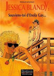 Jessica Blandy T.1; Souviens-Toi D'Enola Gay... - Intérieur - Format classique
