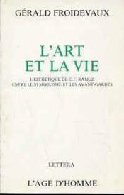 L'Art Et La Vie - Couverture - Format classique
