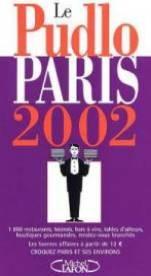 Le Pudlo Paris ; Edition 2002 - Couverture - Format classique
