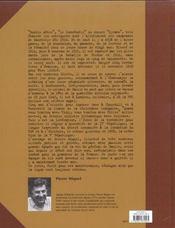 De Gaulle L'Irreductible - 4ème de couverture - Format classique