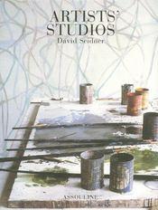 Artists' studios - Intérieur - Format classique