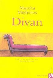 Divan - Intérieur - Format classique