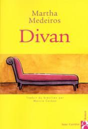 Divan - Couverture - Format classique