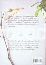 (petits) plats divins ; 50 recettes autour du vin - 4ème de couverture - Format classique
