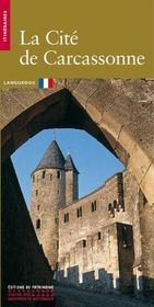 La cité de Carcasonne - Intérieur - Format classique