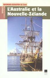 L'australie et la nouvelle-zelande - Intérieur - Format classique