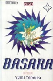 Basara T.3 - Couverture - Format classique