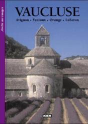 Vaucluse ; avignon ventoux orange - Couverture - Format classique