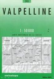 Valpelline - Couverture - Format classique