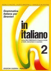 In Italiano 2 - Intérieur - Format classique
