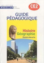 Magellan ; enseigner l'histoire/géographie au CE2 ; guide pédagogique - Couverture - Format classique