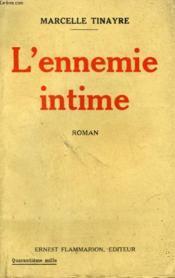 L'Ennemie Intime. - Couverture - Format classique
