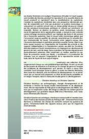 Genre, migrations et globalisation de la reproduction sociale - 4ème de couverture - Format classique