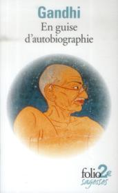 En guise d'autobiographie - Couverture - Format classique