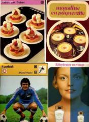 Lot D'Environ 80 Fiches Sur Des Themes Varies: Cuisine, Sport, Animaux.. - Couverture - Format classique
