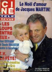 Cine Revue - Tele-Revue - 65e Annee - N° 51 - Les Loups Entre Eux - Couverture - Format classique