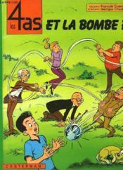 Les 4 As Et La Bombe F - Couverture - Format classique