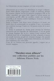 Glenravenne ; Les Pouvoirs Perdus - 4ème de couverture - Format classique