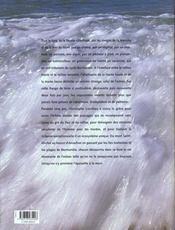 Marees ; La Vie Secrete Du Littoral - 4ème de couverture - Format classique
