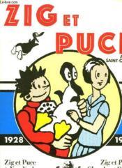 ZIG ET PUCE T.2; zig et puce t.2 ; 1928-1931 - Couverture - Format classique