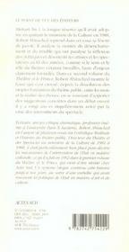 Le Theatre Et Le Prince 2 - 4ème de couverture - Format classique