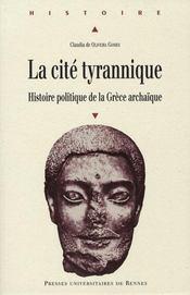 Cite tyrannique - Intérieur - Format classique