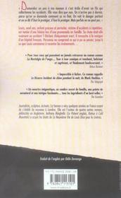 La neuvième vie de louis drax - 4ème de couverture - Format classique