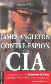 James angleton, le contre-espion de la CIA - Intérieur - Format classique