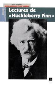 Lectures de Huckleberry Finn - Couverture - Format classique
