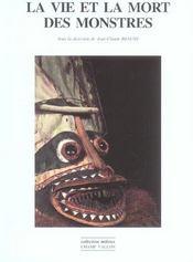 La Vie Et La Mort Des Monstres - Intérieur - Format classique