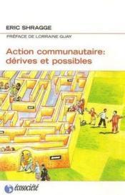 Action communautaire : dérives et possibles - Couverture - Format classique