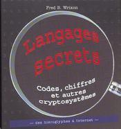 Langages Secrets ; Codes Et Ciphers ; Signes Symboles Et Cryptographie - Intérieur - Format classique