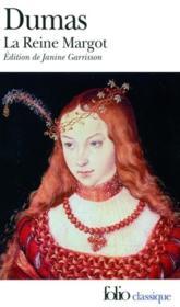 La reine Margot - Couverture - Format classique