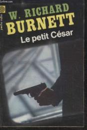 Collection La Poche Noire. N° 50 Le Petit Cesar. - Couverture - Format classique