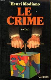 Le Crime. - Couverture - Format classique