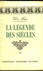 La Legende Des Siecles - Tome 6 - Couverture - Format classique