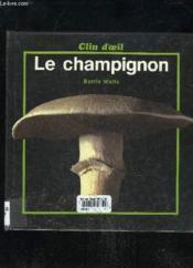 Le Champignon - Couverture - Format classique