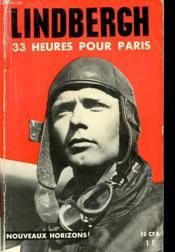 33 Heures Pour Paris - Couverture - Format classique