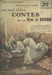 Les Plus Joyeux Contes De La Reine De Navarre - Couverture - Format classique