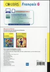 Colibris Francais 6eme Manuel De L Eleve Edition 2016 Beatrice Beltrando