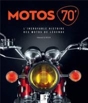Motos 70 - Couverture - Format classique