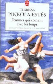 Femmes qui courent avec les loups ; histoires et mythes de l'archétype de la femme sauvage - Intérieur - Format classique