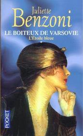 Le boiteux de varsovie - tome 1 l'etoile bleue - Intérieur - Format classique