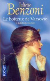 Le boiteux de varsovie - tome 1 l'etoile bleue - Couverture - Format classique